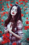 Into the Wild Red 2 by Michela-Riva