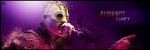 Sign' Slipknot Corey Taylor by Warriortidus