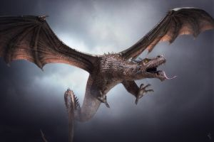 Dragon by Swordlord3d