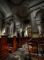 Church I by kubica