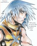 Riku: Kingdom Hearts by Aizenfree