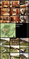Mountain Hotel by vssh