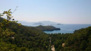 Viewpoint between Fethiye and Gocek by chelsea-marie1304