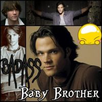 Baby Brother by MissMusicMartina