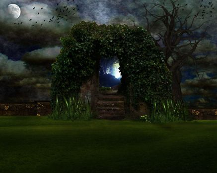 GATEWAY by Moonglowlilly