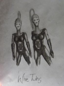 HELLRAISER - Wire Twins by KingOvRats