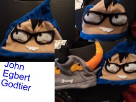 Mad as a Hatter presents: John egbert Hat by ClayMage