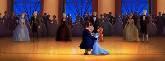 Morris and Charlotte (from Sofia the First) by Niagara14301