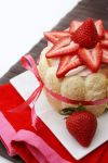 Strawberry Cake 5 by laurenjacob