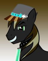 Tirone In Fedora by I-TwistedFury-I