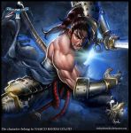 Mitsurugi Soul Calibur by ChekydotStudio