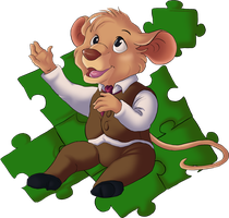 The Little Mouse Detective by Bumme4
