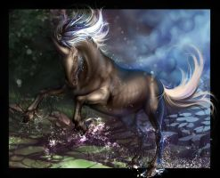 ForestHorse by Sinto-risky