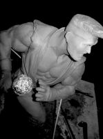 WIP Ken,RYU in clay by seminolles