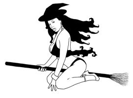 Witch 2 by mrboomshot