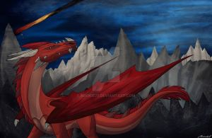 Night of the Dragon by Rookie77