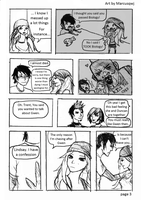 Trindsay Page 3/4 by Marcusqwj