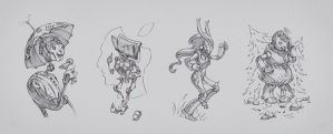 Robo-sketching by inSOLense