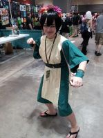 Best Earthbender in the World! by DragonShinobi555