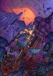 God of War by -seed-