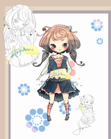 [AUCTION] Chibi Me~oww [OPEN] by KyMee-yah