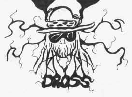 DROSS HALLOWEEN LOGO by Moonlightrodz