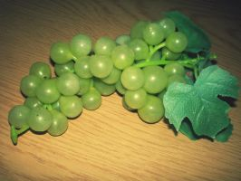 Green Grapes by Fall-Out-M