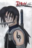 Itachi by TheRedEyedMuse