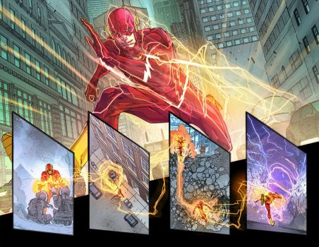 FLASH ISSUE 1 page 004-005 colorlo by ivanplascencia