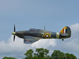 Hawker Sea Hurricane - Old Warden by davepphotographer