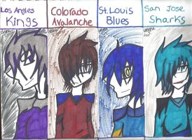 Hockey Bookmarks Page 4 by ukesemeX3