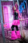 CAN'T RESIST HER KILLER LOOKS | CYBER GOTH by PrincessMiele
