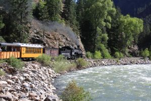486 in the Animas Canyon 4 by metalheadrailfan