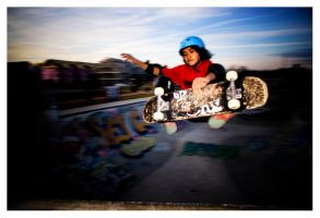 Frontside by Oliver-Sherret
