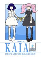Kaia 2 Cover by cajime