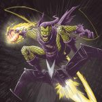 Green Goblin color by Fuacka