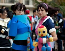 Megaman Legends by EriTesPhoto