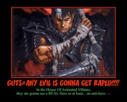 Guts Motivation by Hando1