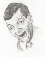 Mr. Bean by tvfunnyman