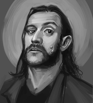Lemmy by Rvannith