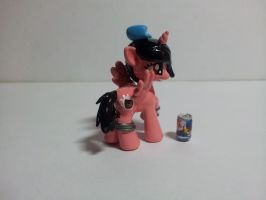 My Little Pony Custom Blindbag: Rina-chan by CJEgglishaw