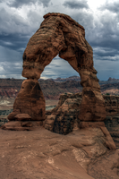 Delicate Arch I by Voedin
