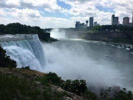 Niagara Falls by little-blind-mouse