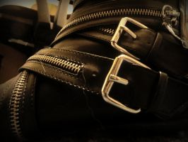 Buckles And Zippers by acobaltheart