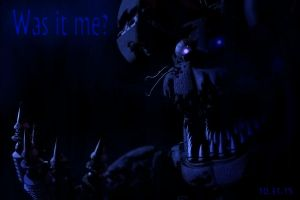 After Freddy, We have Bonnie ! (FNAF 4) by PFT-Production