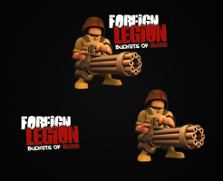 Foreign Legion: B. of B. by Timmie56