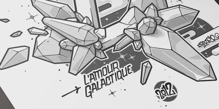 L'amour Galactique by frazbot