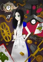 Alice madness returns by LunaticYume
