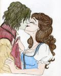 Beauty and the Beast by DitaDiPolvere