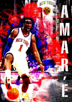 Amar'e Stoudemire is a beast by BDawg9